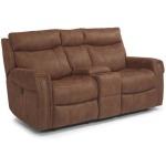 Wyatt Power Love Seat w/Console
