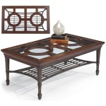 Hathaway Rectangular Cocktail Table