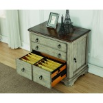 Plymouth Lateral File Cabinet W1347-716