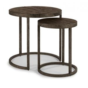 Nesting Lamp Table