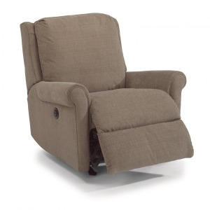 Fabric Power Recliner