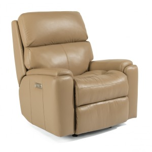 Rio Power Rocking Recliner w/Power Headrest