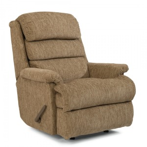 Yukon Fabric Wall Recliner