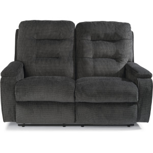 Kerrie Fabric Power Reclining Loveseat