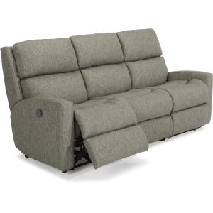 Fabric Reclining Sofa