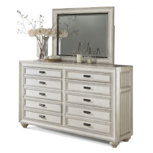 Harmony Dresser with Mirror