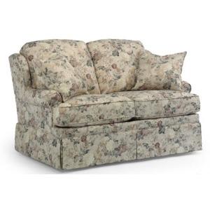 Danville Rocking Love Seat