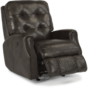 Devon Power Rocking Recliner without Nailhead Trim