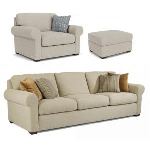 FLE 7100 Sofa,Chair,Ottoman