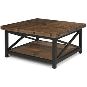 Carpenter Square Cocktail Table