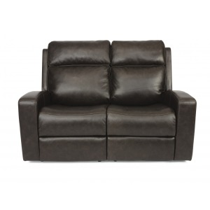 Cody Power Reclining Loveseat w/Power Headrests