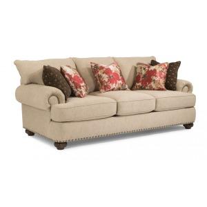 Patterson Fabric Sofa w/Nailhead Trim