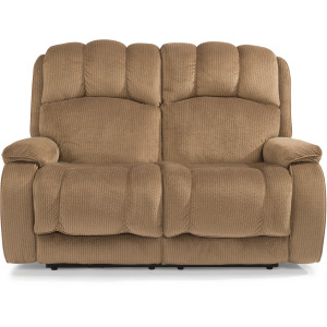 Fabric Power Reclining Loveseat