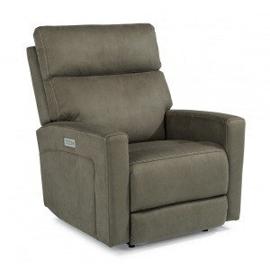 Ezra Power Recliner w/Power Headrests