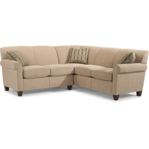 FLE S5990 2Pc Sectional