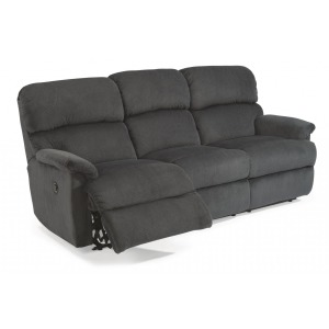 Fabric Power Reclining Sofa