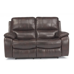 Fabric Reclining Loveseat