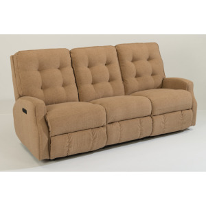 Devon Power Reclining Sofa without Nailhead Trim