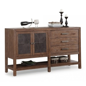 Hampton Buffet w/Shelving