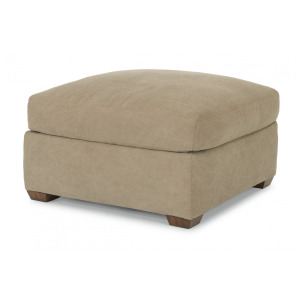 Randall Fabric Square Cocktail Ottoman