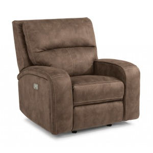 Rhapsody Power Gliding Recliner w/Power Headrest