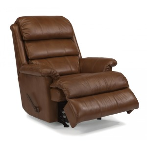 Yukon Leather Rocking Recliner