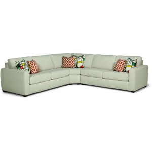 FLE 7107 3PC SECTIONAL