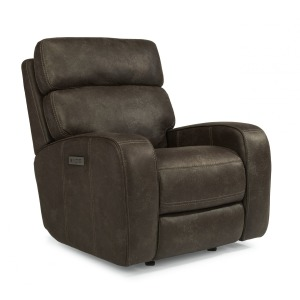Tomkins Park Power Recliner w/Power Headrest