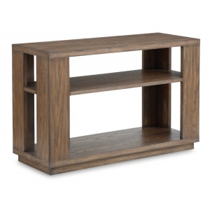 Maximus Sofa Table w/Shelving