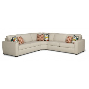 FLE 7107 4PC SECTIONAL
