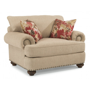 Patterson Chair with Nailhead Trim