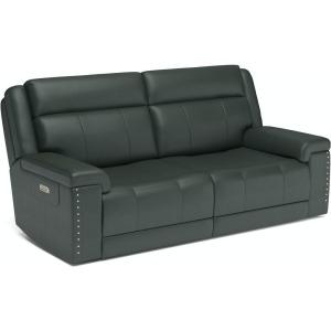 Yuma Power Reclining Sofa with Power Headrests