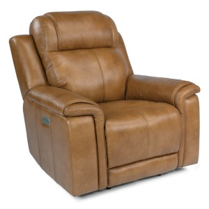 Kingsley Power Recliner w/Power Headrests