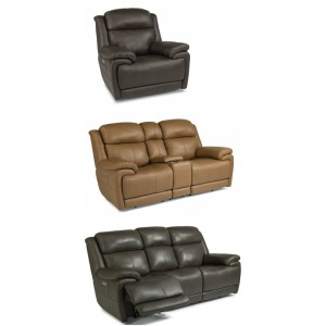 Elijah 3PC Living Room Set