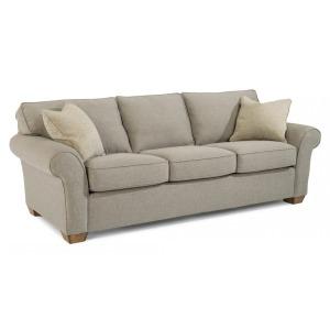 Vail Fabric Three Cushion Sofa