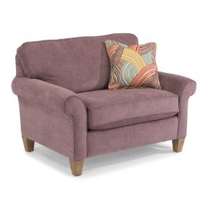 Westside Fabric Chair & a Half