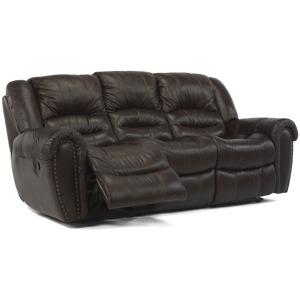 Crosstown Reclining Sofa