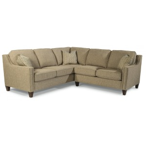 FLE S5010 2PC SECTIONAL