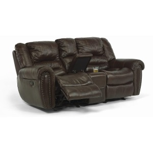 Downtown Power Loveseat