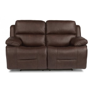 Apollo Power Reclining Loveseat w/Power Headrests