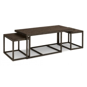 Rectangular Nesting Coffee Table