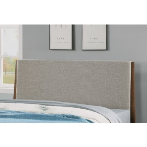 Ludwig King Upholstered Headboard