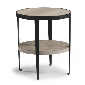 Compass Chairside Table