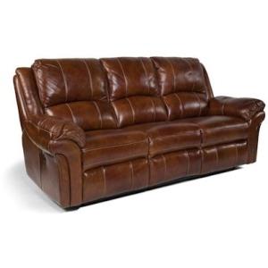 Dandrige Leather Power Reclining Sofa
