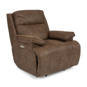 Odin Power Recliner with Power Headrest