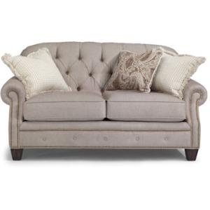 Champion Fabric Love Seat
