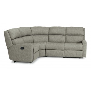 Catalina 6 PC Reclining Sectional