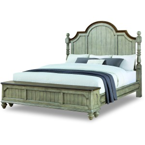 Plymouth Queen Storage Bed