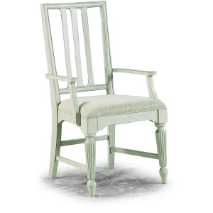 Harmony Upholstered Arm Dining Chair (2 per Carton)