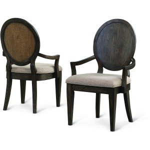 Wakefield Upholstered Arm Dining Chair (2 per Carton)